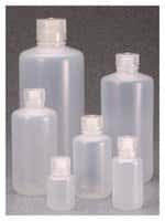 Nalgene™ Narrow-Mouth LDPE Packaging Bottles with Closure: Bulk Pack