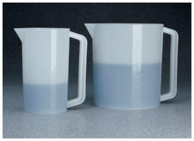 Nalgene™ Graduated HDPE Plastic Beakers with Handles