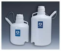 Nalgene™ LDPE Safety Dispensing Jugs with Closure