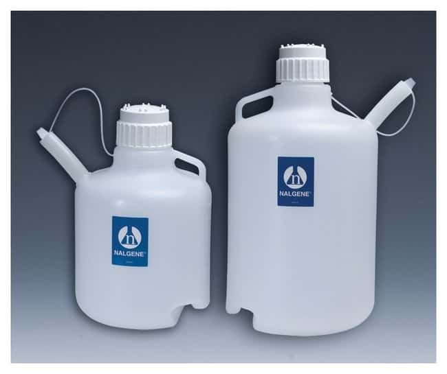 Nalgene™ LDPE Safety Dispensing Jugs with Closure