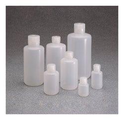 Nalgene™ Narrow-Mouth LDPE Bottle with Closure