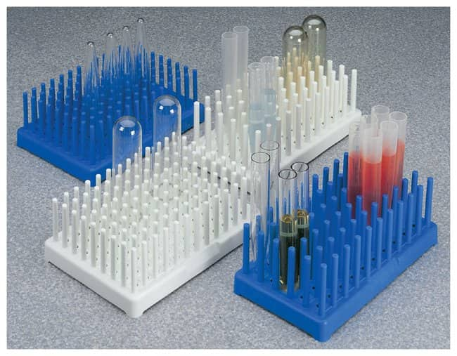 Nalgene™ Polypropylene-Filled Test Tube Peg Racks