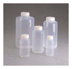 Thermo Scientific™ Nalgene™ Wide-Mouth Teflon™ FEP Bottles with Closure