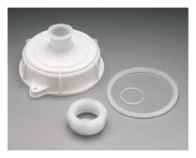 Nalgene™ Closed-Dome Bio Tank Closure with Mixer Support Assembly