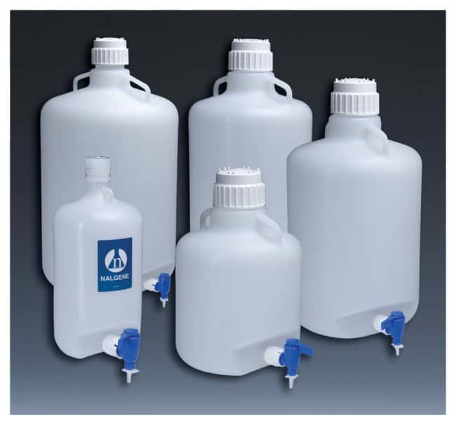 Nalgene Round Ldpe Carboys With Spigot