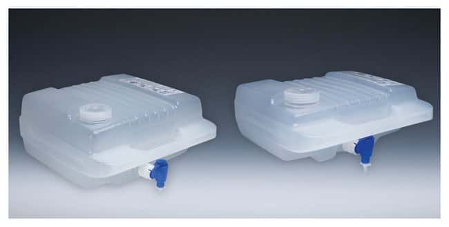 Nalgene™ Autoclavable Polypropylene Copolymer (PPCO) Lowboys with Spigot