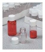 Nalgene™ Clear PETG Diagnostic Bottles with Closure: Sterile, Bulk Pack