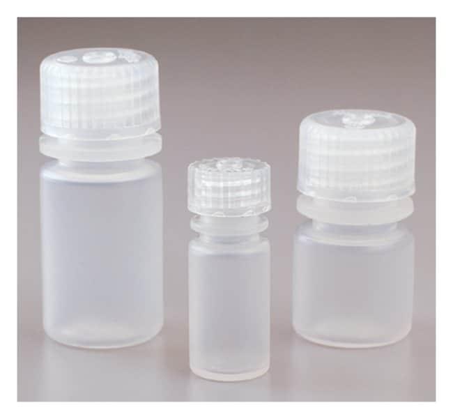 Nalgene™ Natural PPCO Diagnostic Bottles with Closure: Bulk Pack