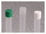 Nalgene™ PPCO Micro Packaging Vial Closures for 4.5mL Vials: Sterile, Bulk Pack