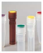 Nalgene™ PPCO High Profile Closures with Color Coders for Micro Packaging Vials: Nonsterile