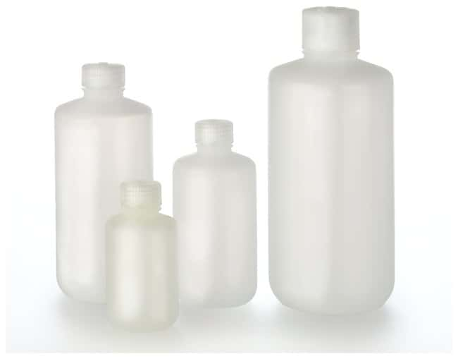 Particle Certified HDPE Container