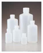 Nalgene™ Narrow-Mouth Economy HDPE Bottles: Bulk Pack, Assembled