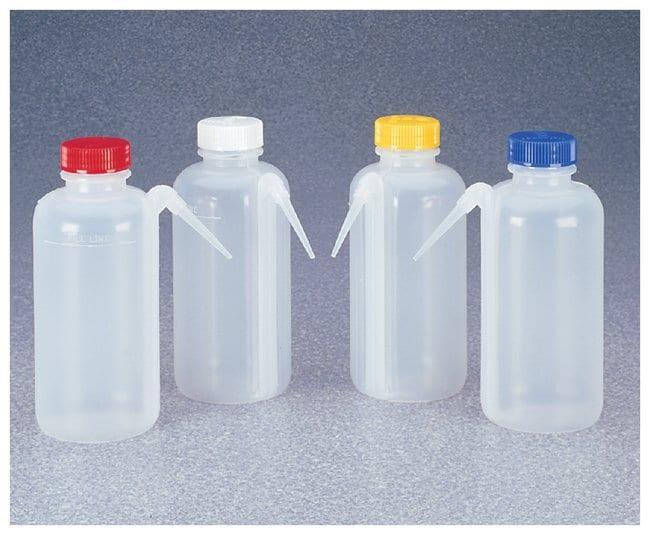 Nalgene™ Color-Coded Unitary™ LDPE Wash Bottles