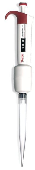 Finnpipette™ F3 可变量程单通道移液器