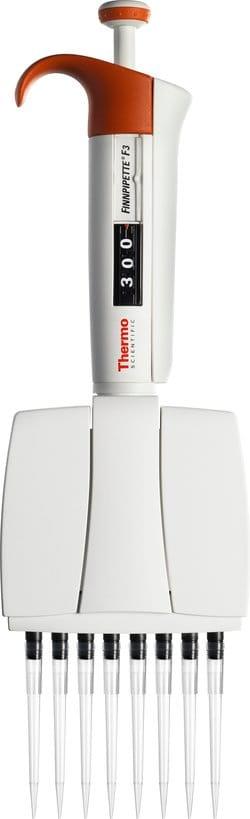 Finnpipette™ F3 多通道移液器