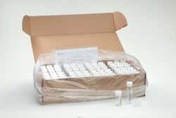 Premium Pack Clear Glass Vials with 0.125in. Septa
