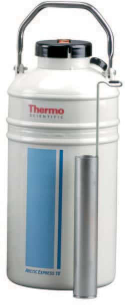 Arctic Express™ Cryogenic Shippers with Datalogger