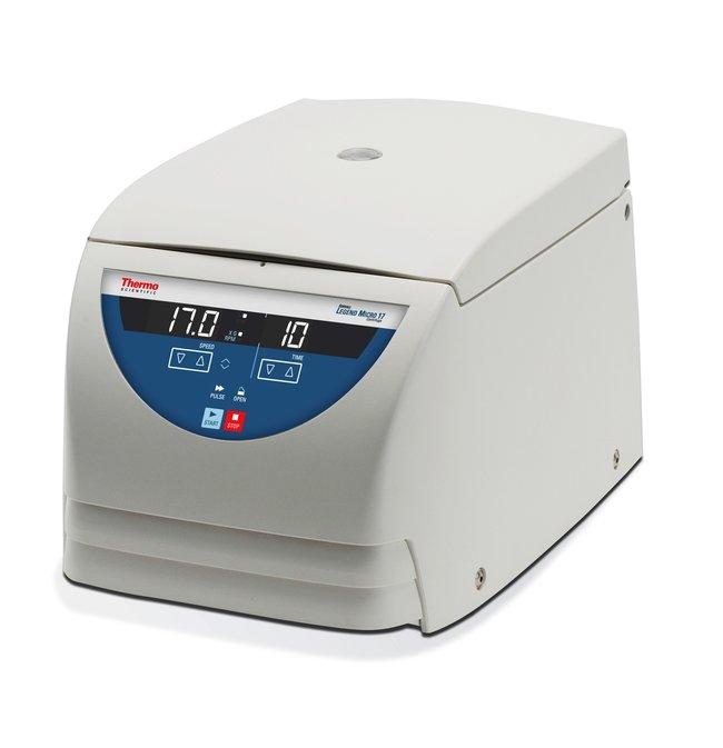 Sorvall Legend Micro 17 Microcentrifuge