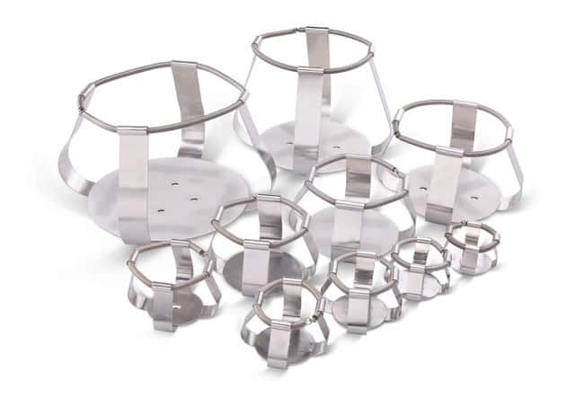 Clamps for CO<sub>2</sub> Resistant Shaker