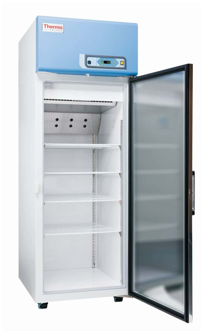 Revco High Performance Laboratory Refrigerators With Glass Doors