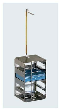 Nalgene™ Locator™ Plus Racks for 81-Ampule Cryogenic Box