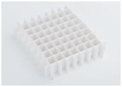 Fiberboard Box Dividers for Ultra-Low Temperature and Cryogenic Freezers