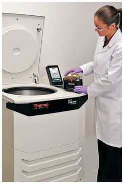Sorvall LYNX 6000 Superspeed Centrifuge