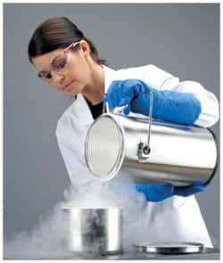 Thermo-Flask™ Benchtop Liquid Nitrogen Containers