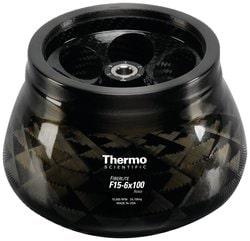 Fiberlite™ F15-6 x 100y Fixed-Angle Rotor