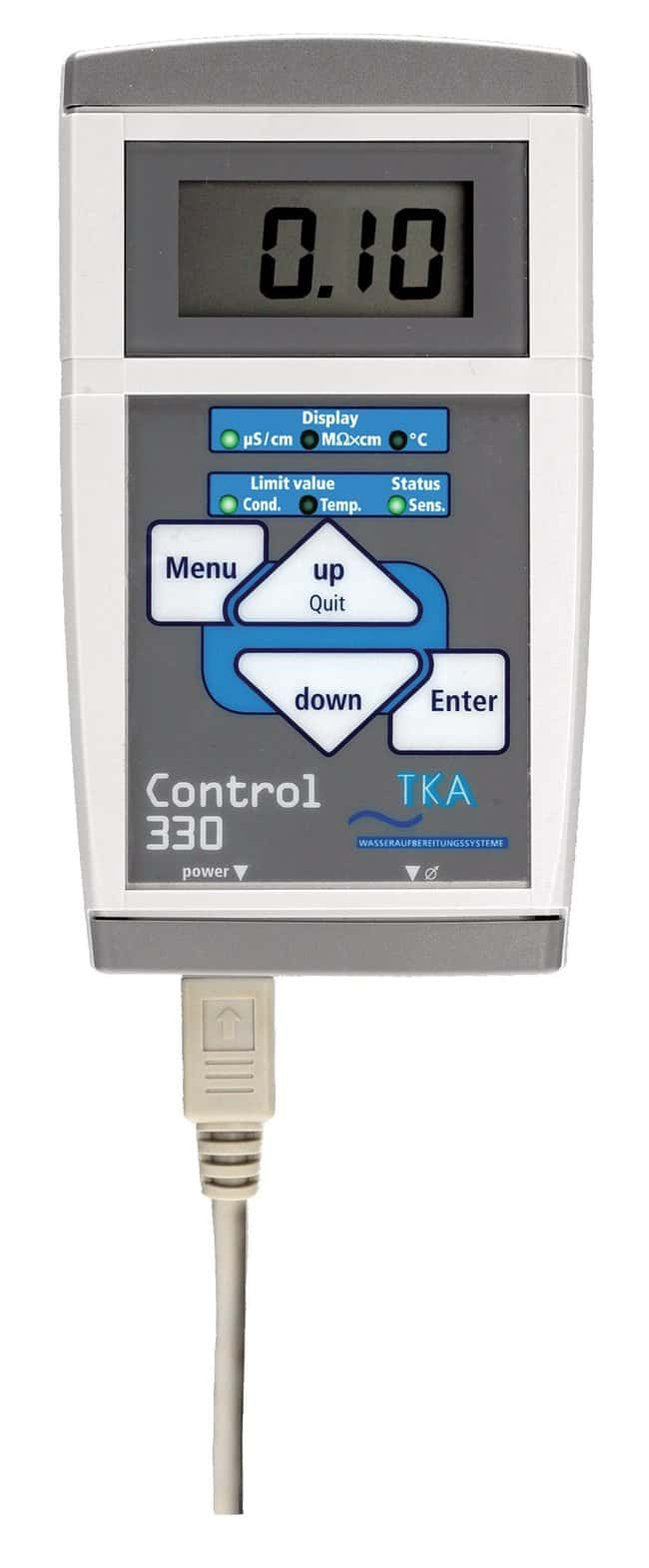 Digital Conductivity Meter : Control digital conductivity meters