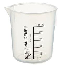 Nalgene™ Polypropylene Griffin Low-Form Plastic Beakers