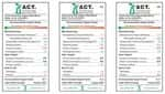 Nalgene™ Wide-Mouth Lab Quality HDPE Bottles