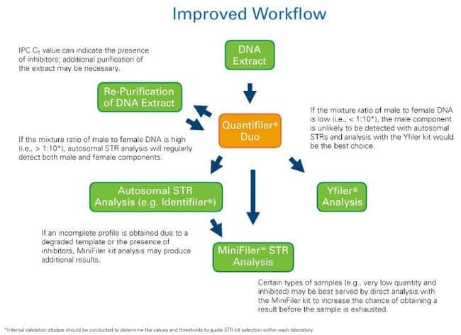 Figure 1: Improved Workflow