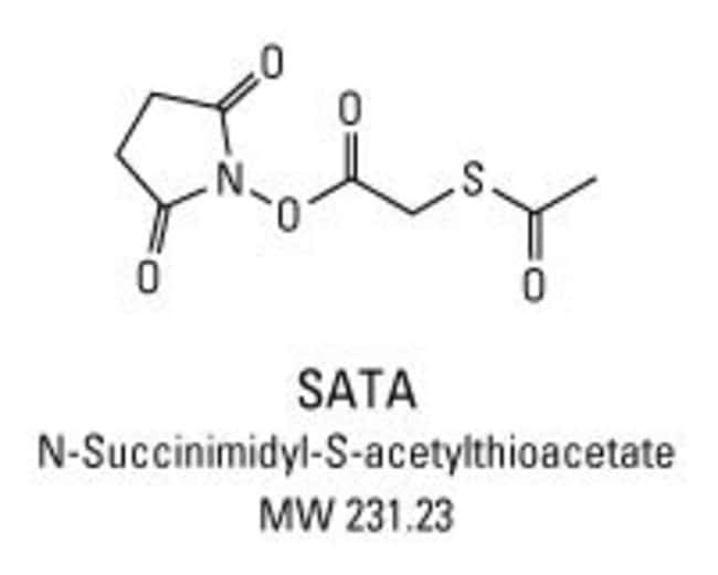 Structure and properties of SATA: