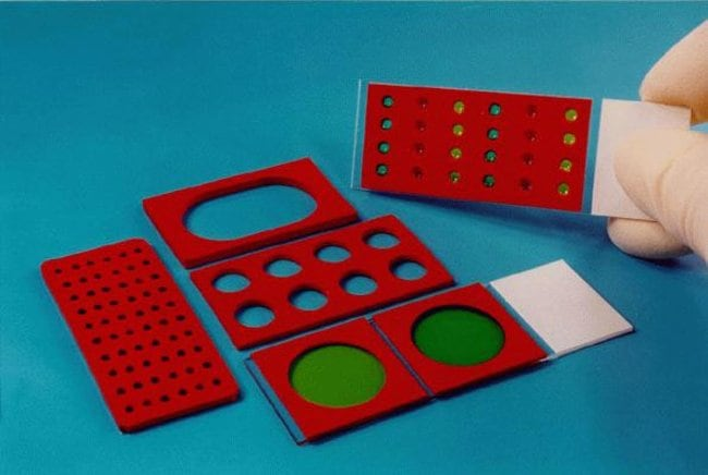Press to Seal Silicone Isolators
