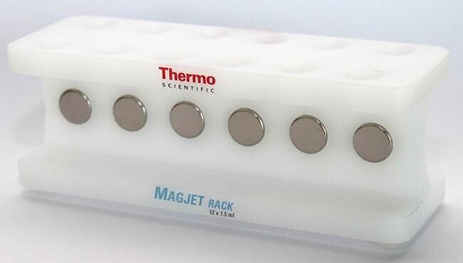 MagJET Separation Rack for 12-sample throughput format