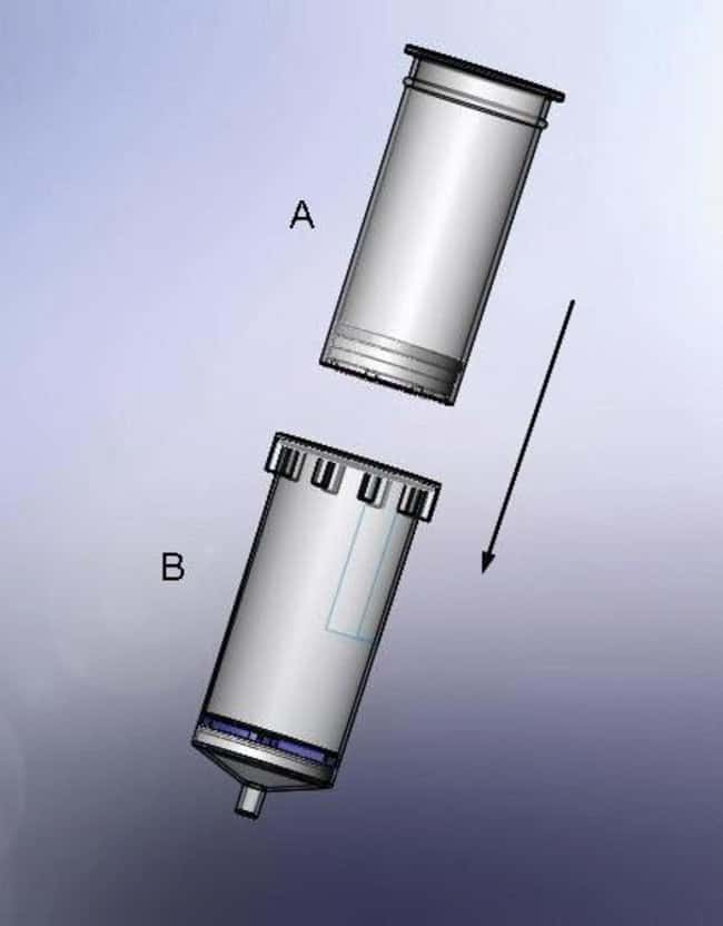 ChargeSwitch®-Pro Filter Midi/maxi column