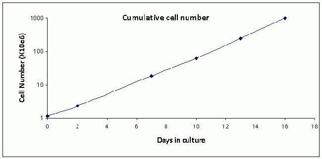 Proliferation Curve (p5).