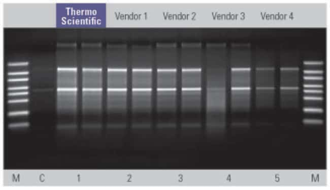 Consistent concentration of RNA samples