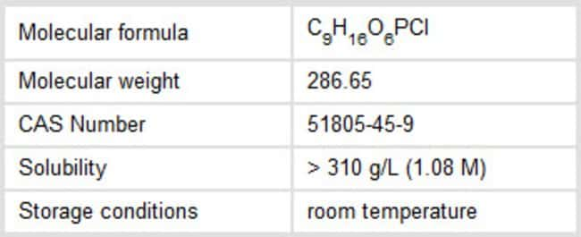 Properties of TCEP reducing agent (TCEP-HCl)