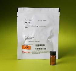 AMAS (N-α-maleimidoacet-oxysuccinimide ester)