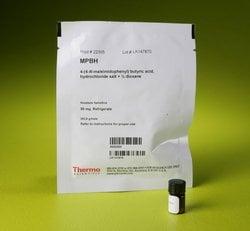 MPBH (4-(4-N-maleimidophenyl)butyric acid hydrazide)
