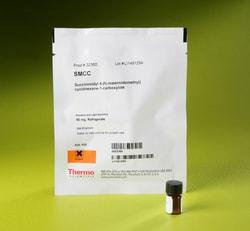 SMCC (succinimidyl 4-(N-maleimidomethyl)cyclohexane-1-carboxylate)