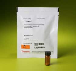 LC-SMCC (succinimidyl 4-(N-maleimidomethyl)cyclohexane-1-carboxy-(6-amidocaproate))