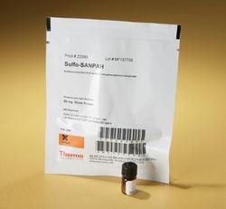 Sulfo-SANPAH (sulfosuccinimidyl 6-(4'-azido-2'-nitrophenylamino)hexanoate)