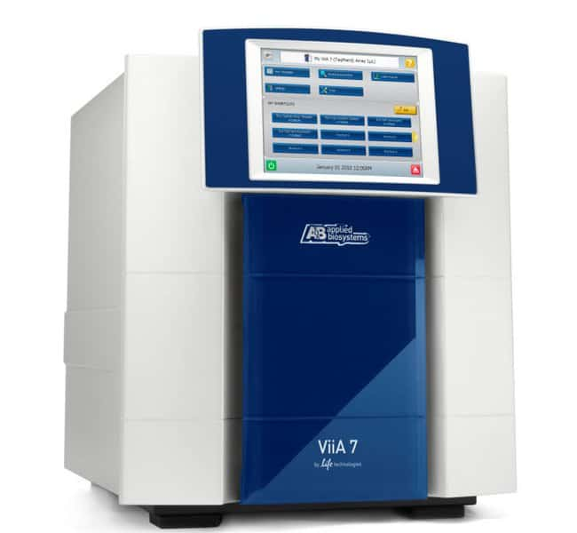 Viia 7 Real Time Pcr System With Taqman Array Block