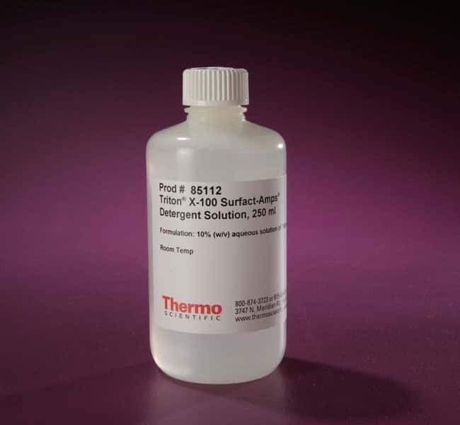 Triton X-100 Surfact-Amps Detergent Solution - Thermo Fisher Scientific