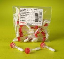 Zeba™ Micro Spin Desalting Columns, 7K MWCO, 75 µL