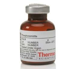 PAC-dA Phosphoramidite, standard grade, serum vial bottle