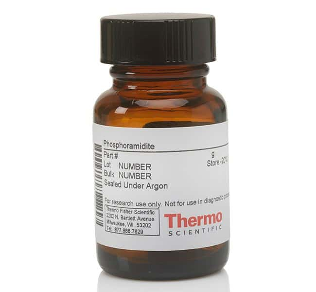 2'-Fluoro-U Phosphoramidite, TheraPure™ grade, 28-400 finish bottle